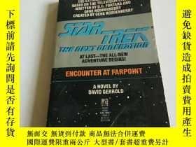 二手書博民逛書店ENCOUNTER罕見AT FARPOINT(英文)Y20039