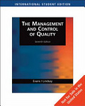 二手書博民逛書店《The Management and Control of Q