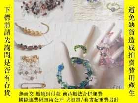 二手書博民逛書店Classy罕見& Chic Bead Jewelry: For