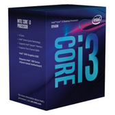 intel 英特爾 Core i3-10100 4核心8執行緒 1200腳位 CPU 中央處理器