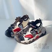 男童涼鞋新款夏季小童軟底兒童小孩包頭軟底防滑中大童涼鞋潮 雙十二全館免運