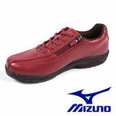 【MIZUNO促銷6折】MIZUNO LD40 IV 系列 健走鞋 女 棕紅  B1GD161763