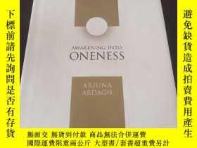 二手書博民逛書店Awakening罕見into Oneness: The Pow