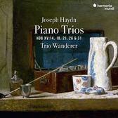 停看聽音響唱片】【CD】海頓:鋼琴三重奏Hob Xv 14, 18, 21, 26, 31