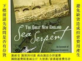 二手書博民逛書店The罕見Great New England Sea Serpent: An Account of Unknown