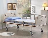 電動床/ 電動病床(F-01)居家型 單馬達 ABS造型板