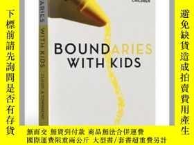 二手書博民逛書店爲孩子立界線罕見英文原版 Boundaries with Kid