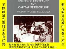 二手書博民逛書店Spirits罕見Of Resistance And Capitalist DisciplineY255562