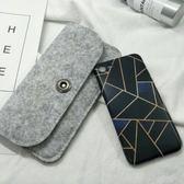 現貨+預購 🔥 超人氣羊毛氈手機包 🔥 手機包/手機套/手機保護套