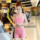 夏季女跑步運動瑜伽服套裝Eb12249『小美日記』