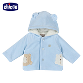 chicco-登山趣-剪毛絨舖棉連帽外套