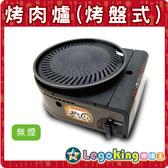 【樂購王】岩谷《烤肉爐(烤盤式)》CB-SLG-1 iwatani 無煙烤肉 露營 燒烤 瓦斯型【B0384】