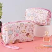 化妝包可愛日系收納袋便攜大容量化妝品袋女手拎【繁星小鎮】