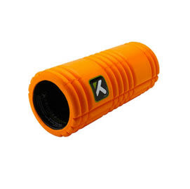 Trigger Point The GRID Foam Roller Orange 瑜珈滾輪 按摩滾輪-橘色短版