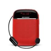 擴音器小蜜蜂擴音器教師專用無線導游耳麥迷你腰掛錄音喇叭話筒便攜式播放器新年禮物
