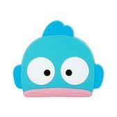 小禮堂 人魚漢頓 造型矽膠隨身鏡 隨身化妝鏡 迷你鏡 小鏡子 (藍 生日漫畫) 4550337-44556