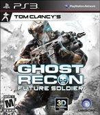 PS3 Tom Clancy s Ghost Recon: Future Soldier 湯姆克蘭西 火線獵殺:未來戰士(美版代購)
