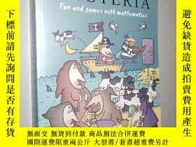 二手書博民逛書店Math罕見Hysteria:Fun and Games wit