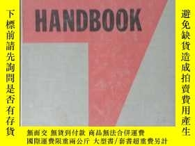 二手書博民逛書店The罕見Stockman s Handbook (Animal