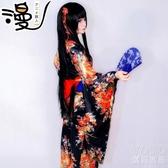 地獄少女閻魔愛cosplay服裝女動漫cos服全套和服手假 優尚良品