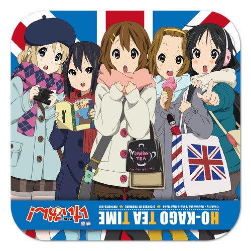 【2013漫博會】多功能方巾袋-K-ON! 電影版(1)