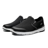 Skechers FLEX ADVANTAGE 3.0 MORWLCK 懶人鞋 男(布魯克林)2019/05月 52961WBKW