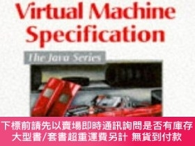 二手書博民逛書店Java罕見Virtual Machine Specification, The-Java虛擬機規範Y4149