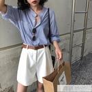 2021年夏季女裝新款大碼胖mm顯瘦洋氣減齡氣質時尚微胖兩件套裝潮 韓慕精品