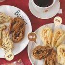 千層水滴蛋捲酥(原味/芝麻/咖啡口味任選) 400g/桶