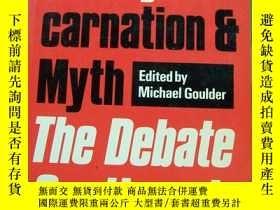 二手書博民逛書店Incarnation罕見and myth In carnati