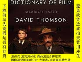 二手書博民逛書店The罕見New Biographical Dictionary Of FilmY362136 David T