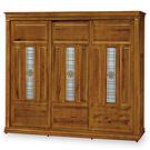 【時尚屋】[G18]迪倫樟木色7尺衣櫥G18-022-1免運費/免組裝/臥室系列/衣櫥