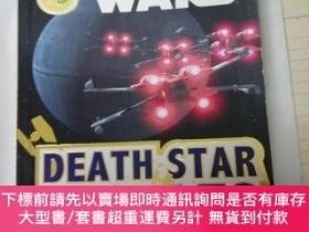 二手書博民逛書店STAR罕見WARS DEATH STAR BATTLE SY381990 DK Disnep