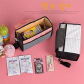 BO雜貨【SV6477】韓版 嬰兒推車掛袋 嬰兒車收納包 媽媽包 置物袋 大容量收納媽咪包  旅行包中包