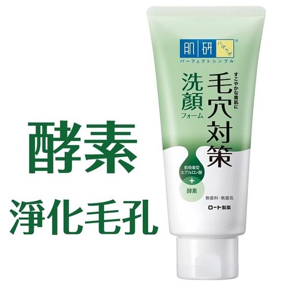肌研毛穴對策洗顏乳