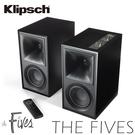 KLIPSCH 古力奇 THE FIVES 二聲道主動式喇叭 公司貨 藍芽