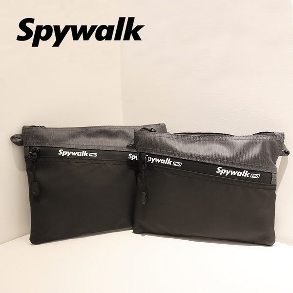 SPYWALK 輕薄方便側背包 NO:S9343(大款)
