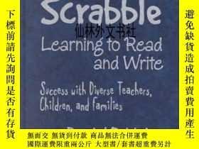 二手書博民逛書店【罕見】2000年出版 Scribble Scrabble: L
