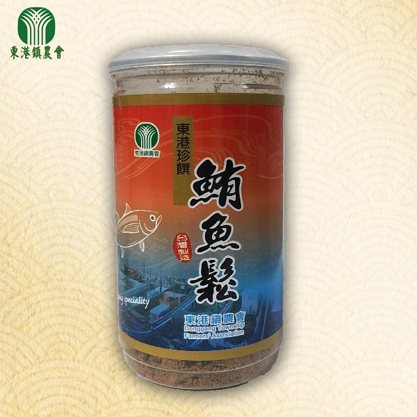 東港鎮農會-鮪魚鬆(300g/罐)