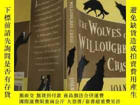 二手書博民逛書店the罕見wolves of Willoughby chase 威洛比的狼在追逐Y200392