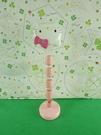 【震撼精品百貨】Hello Kitty 凱蒂貓~造型夾-磁鐵摺疊夾-粉色