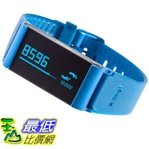 [103美國直購] Withings Pulse O2 Activity, Sleep, and Heart Rate + SPO2 Tracker 多功能  智慧手環 時尚黑/天空藍