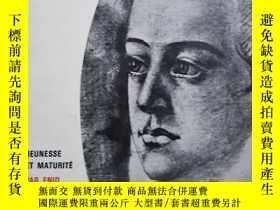 二手書博民逛書店Flaubert:Jeunesse罕見et Maturite【福樓拜:青春與成熟】Y187641 Enid S