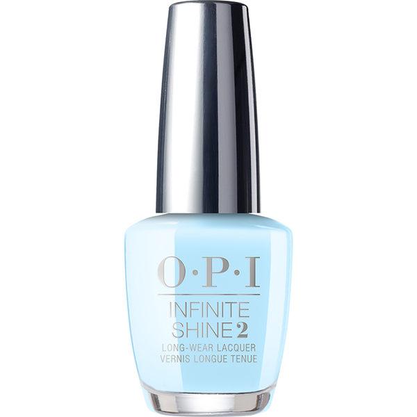 OPI 如膠似漆 經典不敗 類光繚 粉藍小男孩 指甲油 ISL T75