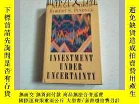 二手書博民逛書店【罕見】1994年出版Investment Under Unce
