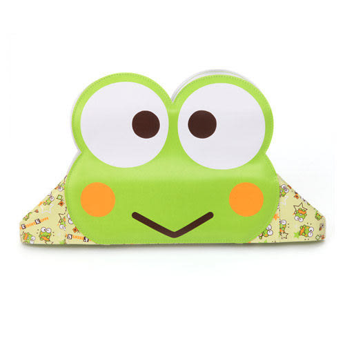 【震撼精品百貨】KeroKeroKeroppi 大眼蛙-盒裝面紙套【共1款】