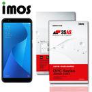iMos ASUS Zenfone Max PLUS 3SAS 螢幕保護貼