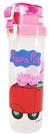 Peppa Pig 粉紅豬小妹 佩佩豬 小巧吸管水壺 500ml 粉紅 PP54851A