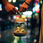 創意小夜燈音樂盒女生日禮物八音盒天空之城DIY情人節禮物充電燈十月週年慶購598享85折