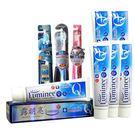Luminee 露明亮 Q10抗氧化牙膏(120g)6入組 加贈牙刷3支(牙膏效期至3/14)↘ 短效品大促銷